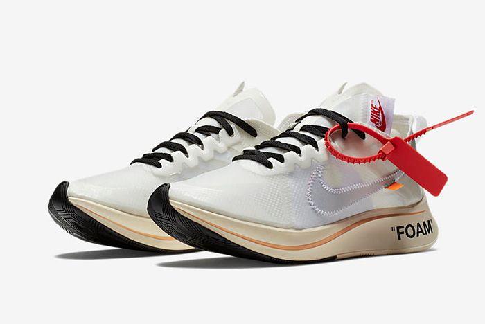 Virgil Abloh X Nike The Ten Sneaker Freaker 3