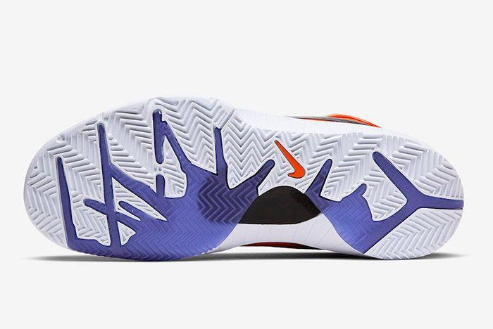 Undefeated Nike Kobe 4 Protro Suns Sole