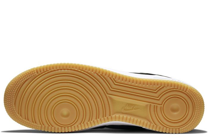 Nike Air Force 1 Clot Black Silk Right Sole