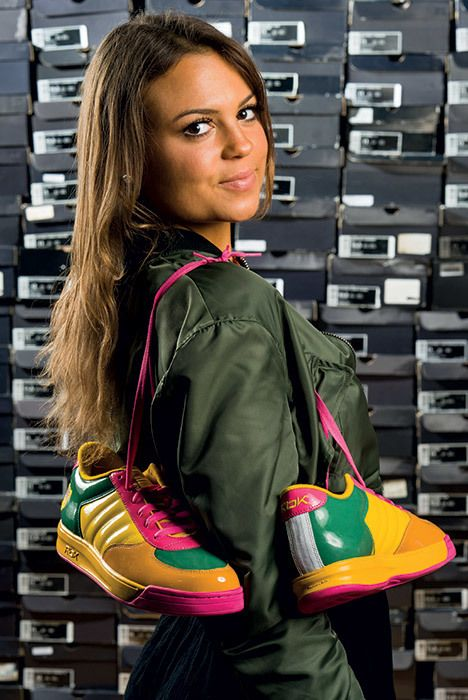 The Chicks With Kicks Sneaker Freaker Interview 3