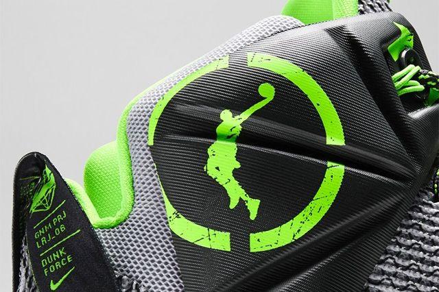 Nike Lebron 12 Dunk Force 7