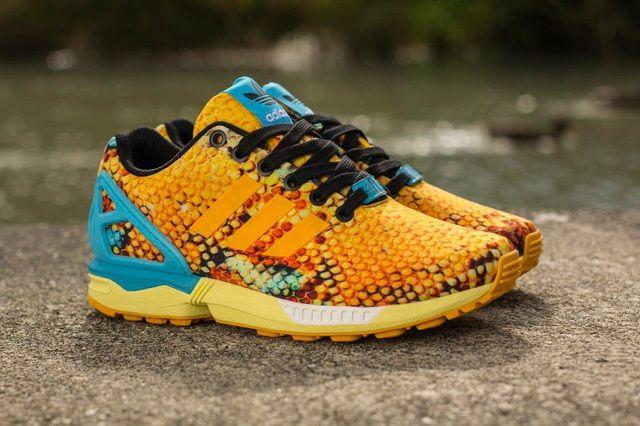 Adidas Zx Flux Honeycomb 21