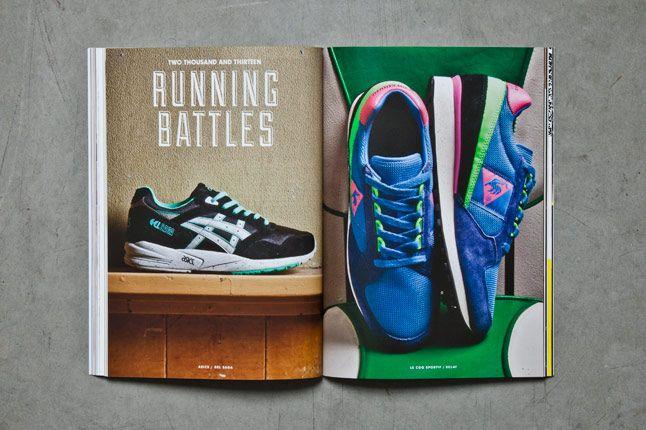 Sneaker Freaker Issue26 Running Battles 1