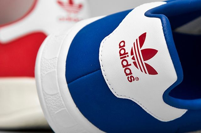 Adidas Trimm Tab Red And Blue 2