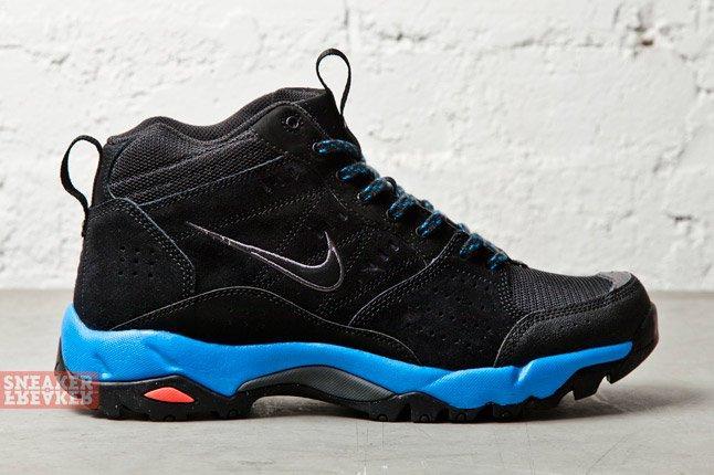 Nike Salbolier Mid Dark Grey Photo Blue 3