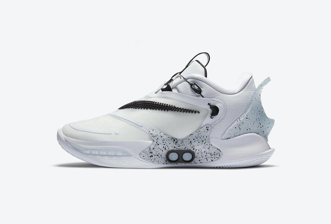 Release Date The Nike Adapt Bb 2 0 White Cement Sneaker Freaker