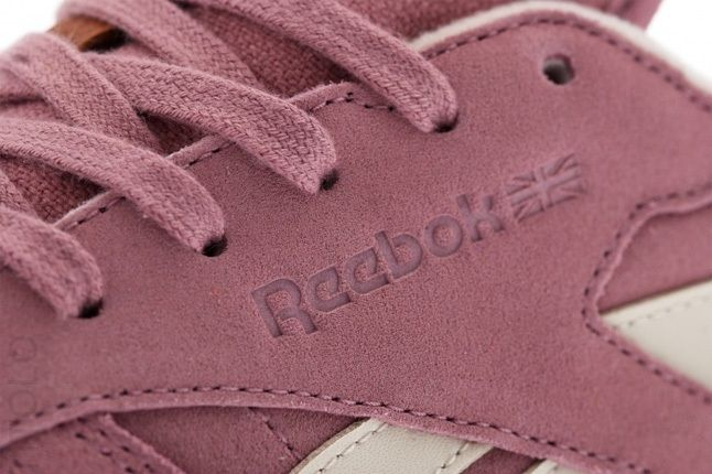 Reebok Classic Leather Suede Win Midfoot Detail 1