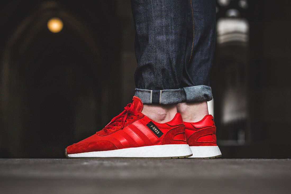 An On Foot Look At The Adidas I 5923 Sneaker Freaker 4