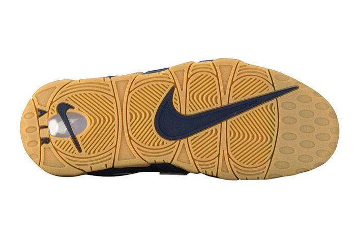 Nike Air More Uptempo Obsidian Blue Gum 2