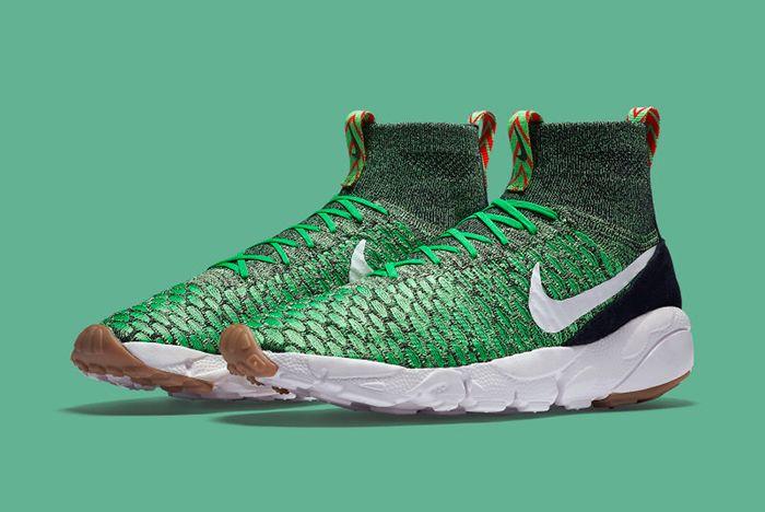 Nike Air Footscape Magista Gorge Green6