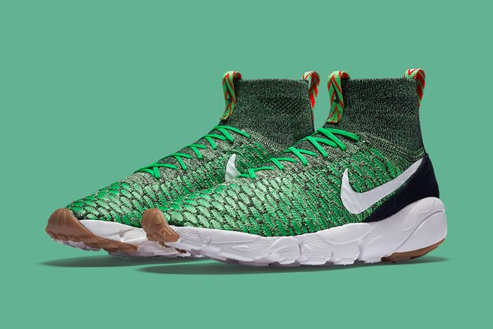 Nike Air Footscape Magista Gorge Green6