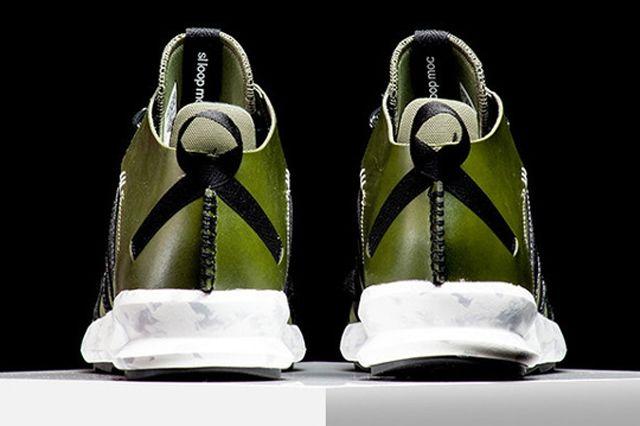 Adidas Sl Loop Moc Olive 04
