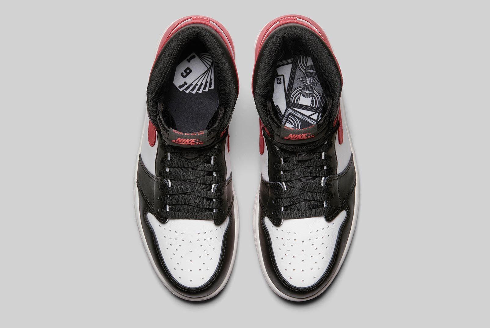 Air Jordan 1 Retro High Og Best Hand In The Game Collection 121 Sneaker Freaker