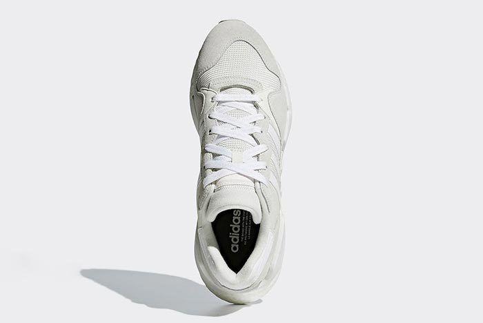 Adidas Zx930 Boost White Grey 45