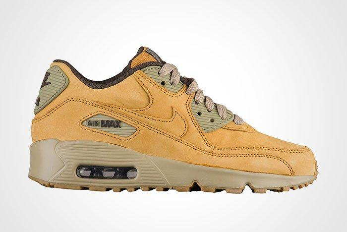 Nike Air Max 90 Winter Prm Wheat Thumb