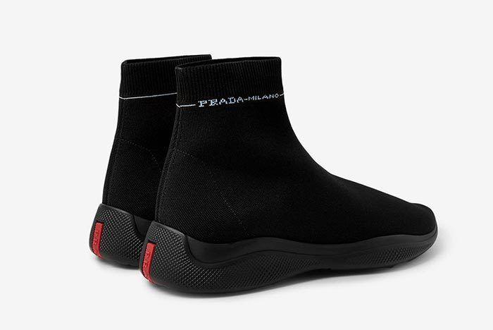 Prada American Cup Sneaker 2