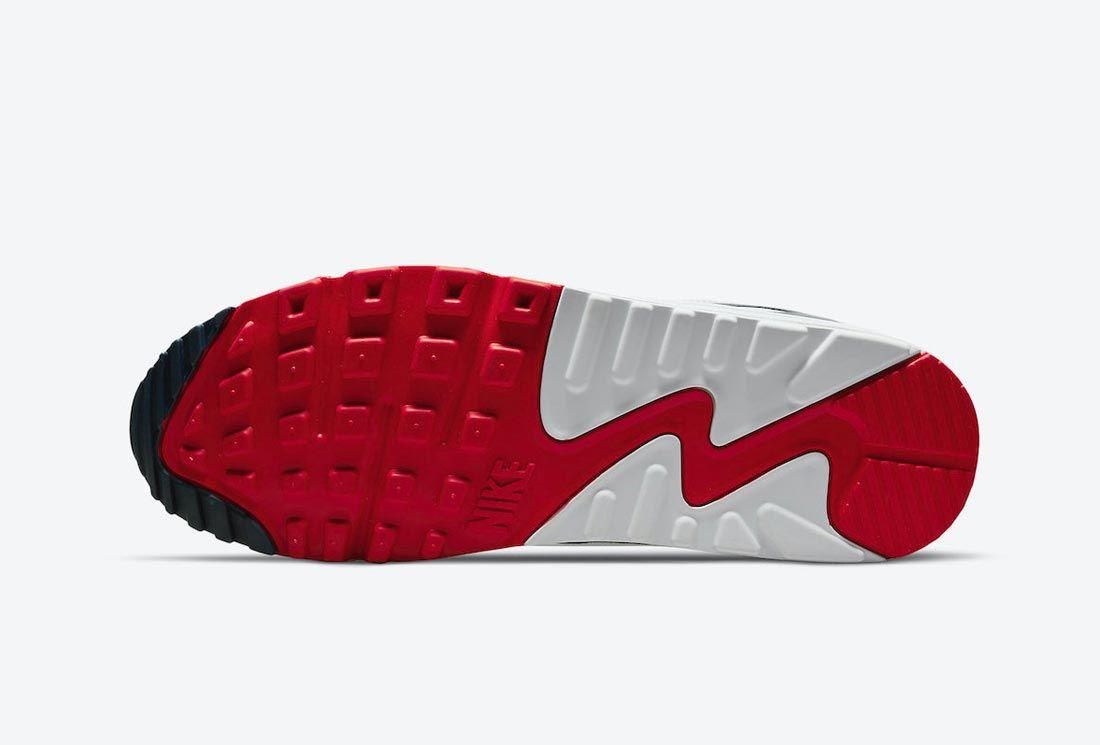 Nike Air Max 90 'Grey USA'