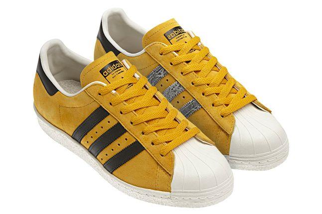 Adidas Originals Mustard Pack Superstar 02 1