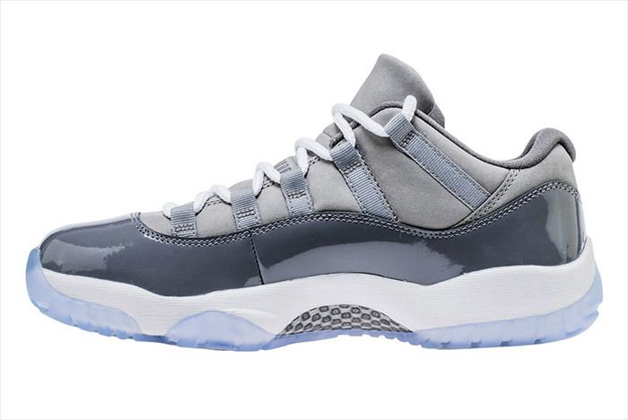 Air Jordan 11 Low Cool Grey 3