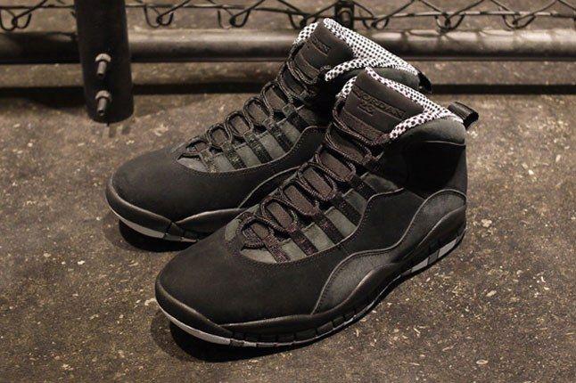 Air Jordan 10 Stealth 2 1