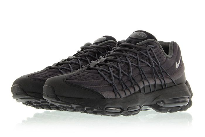 Nike Air Max 95 Ultra Se Black Dark Grey 5
