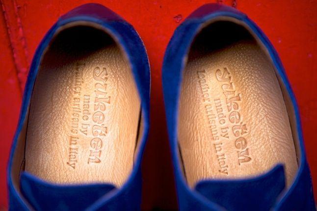 Yuketen Hermosa Sneaker Insole Detail 1