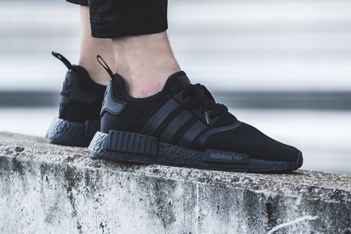 Adidas Nmd R1 Color Boost – Core Blackfeature