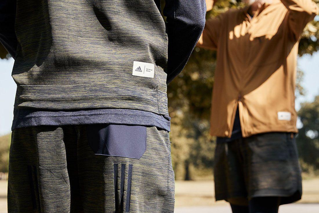 David Keyte Universal Works Adidas Apparel 2