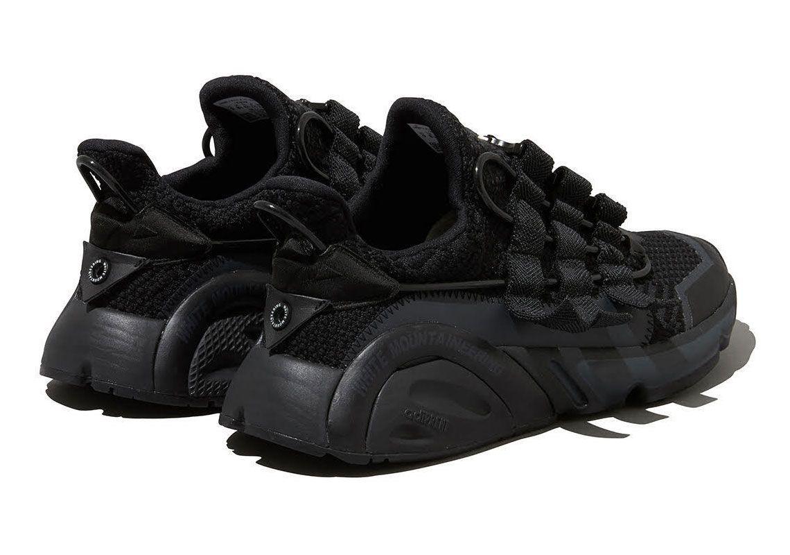 White Mountaineering adidas LXCON Black Heel