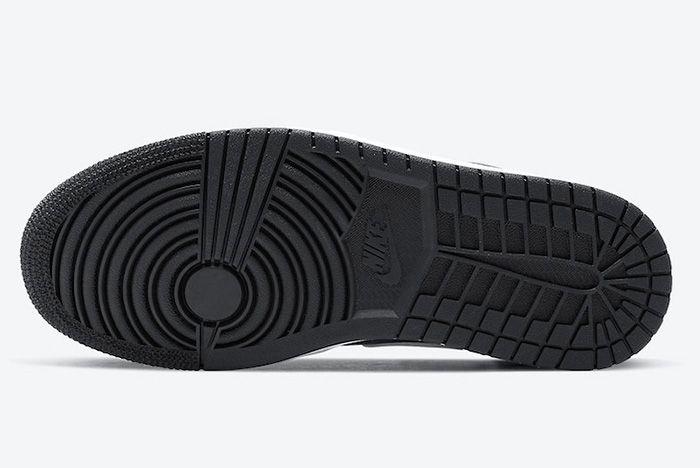 Air Jordan 1 Low Black White Ao9944 001 Release Date Official 6