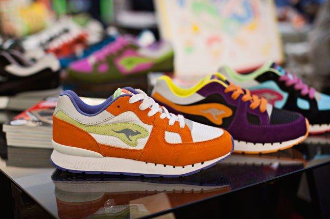 Kangaroos Sneakers 1