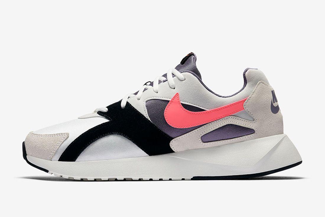 Nike Pantheos White Purple Infrared Sneaker Freaker 2