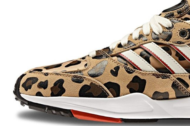 Adidas Tech Super 2 Suede Leopard 1 1