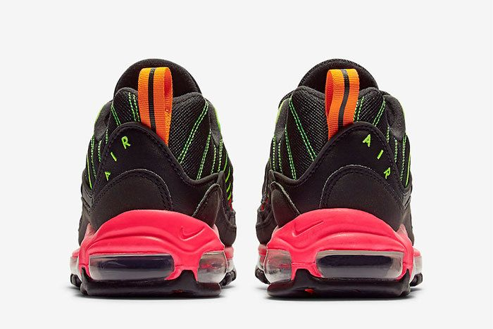 Nike Air Max 98 Neon Highlighter Ci2291 083 Release Date 5