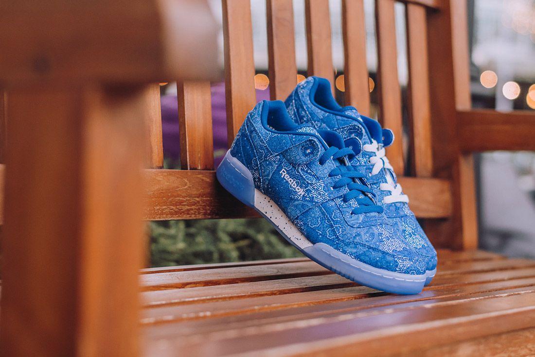 Limited Edt X Reebok Workout Lo Sneaker Freaker 12