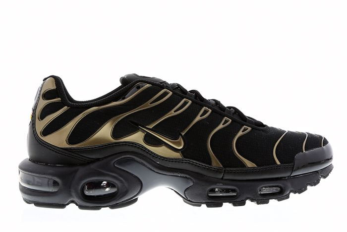 Nike Air Max Plus Metallic Cacao 1