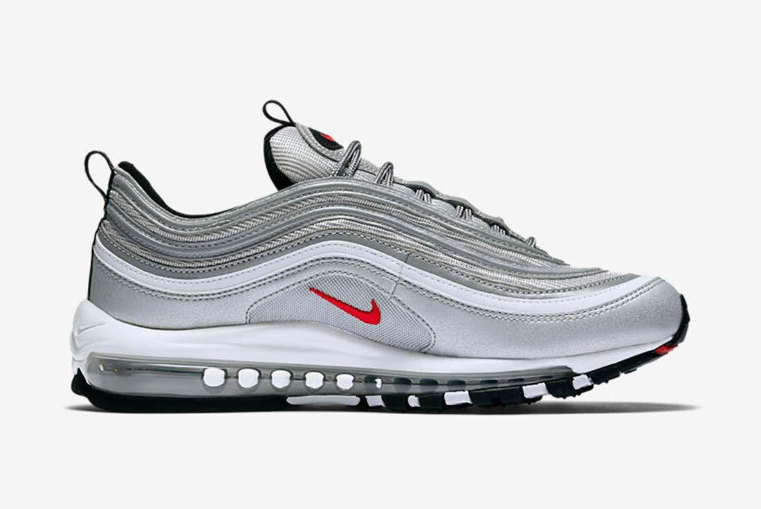 Nike Air Max 97 Silver Bullet 4