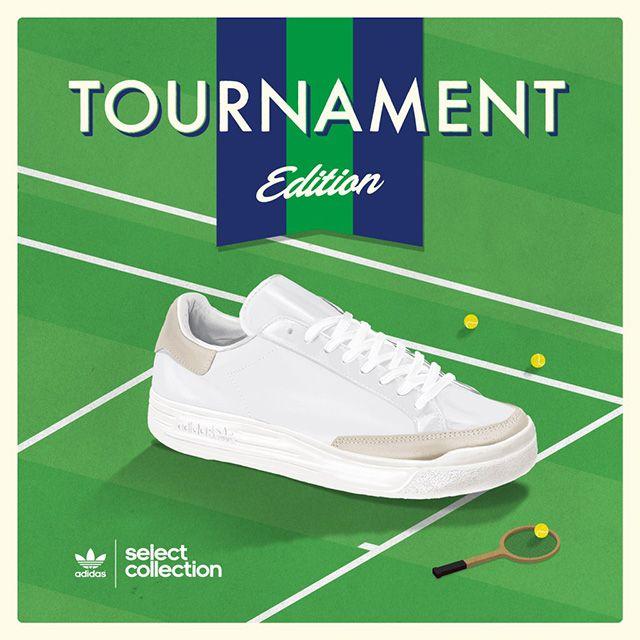 Adidas Originals Select Collection Tournament Edition 1