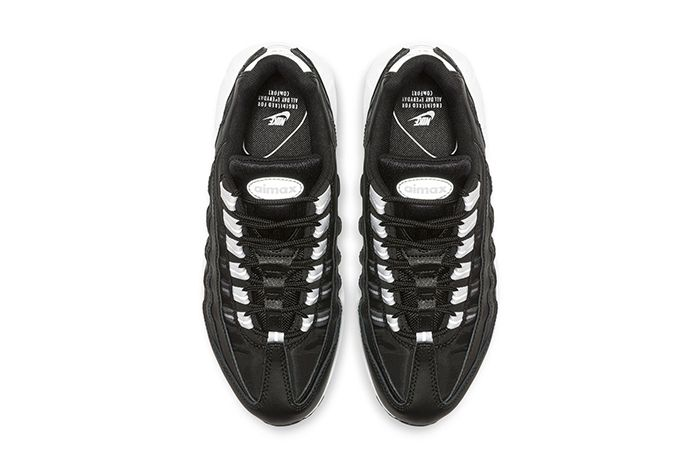 Nike Air Max 95 Black Reflect Silver 2