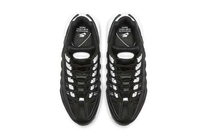 Nike Air Max 95 Black Reflect Silver 2