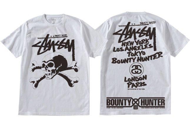 Stussy Xxx Bounty Hunter 2 1
