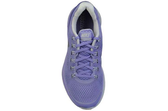 Nike Lunarglide 4 Medium Violet Top 1