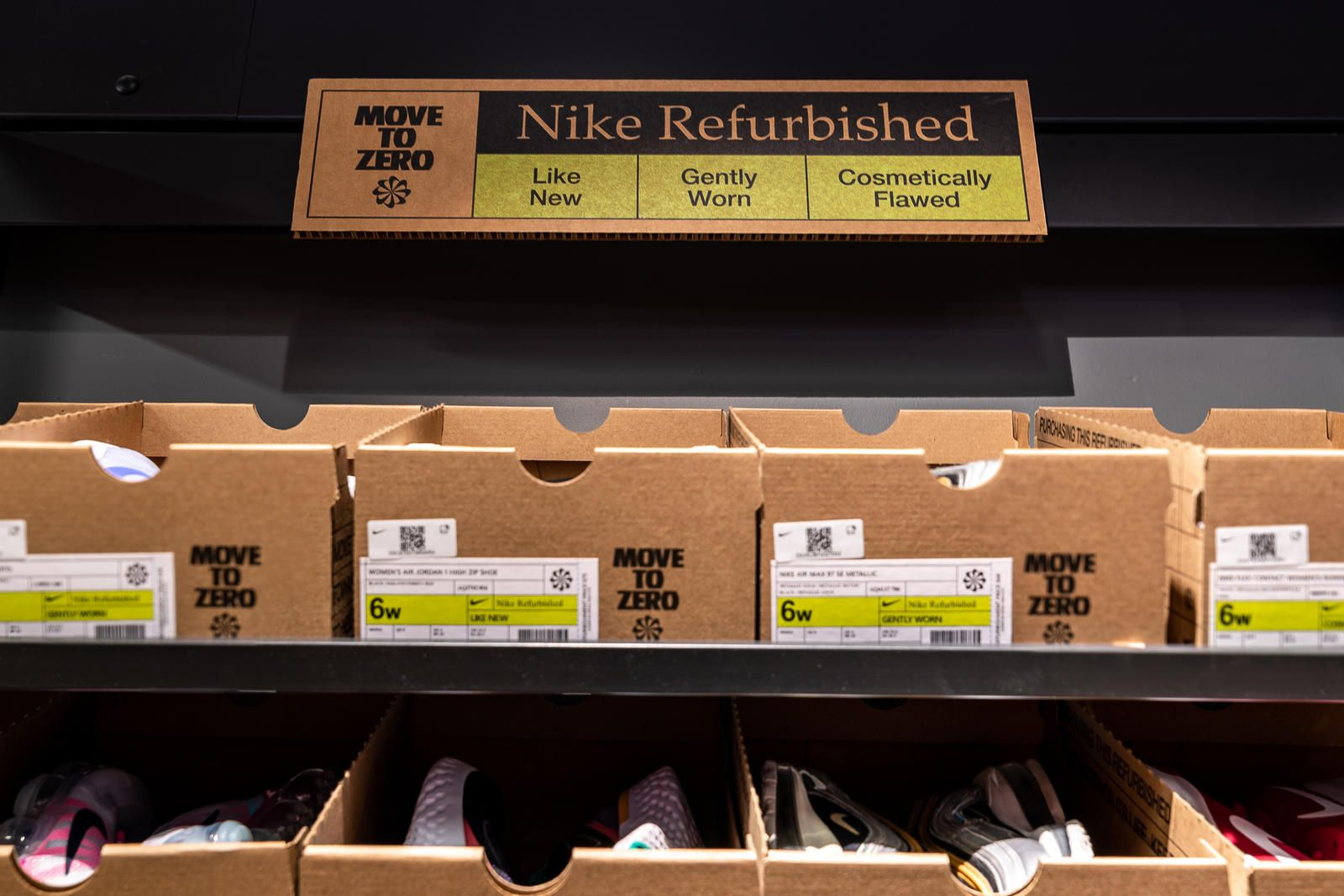 nike refurbished official shots