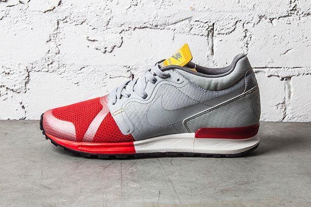 Nike Berwuda Mid Light Crimson Base Grey
