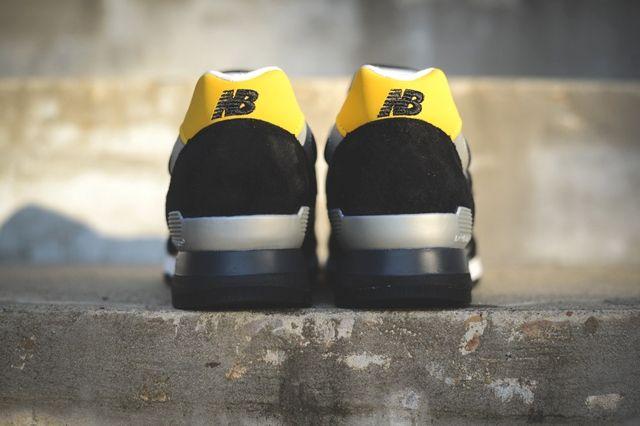 Nb 996 Connoisseur Ski Black Yellow 3