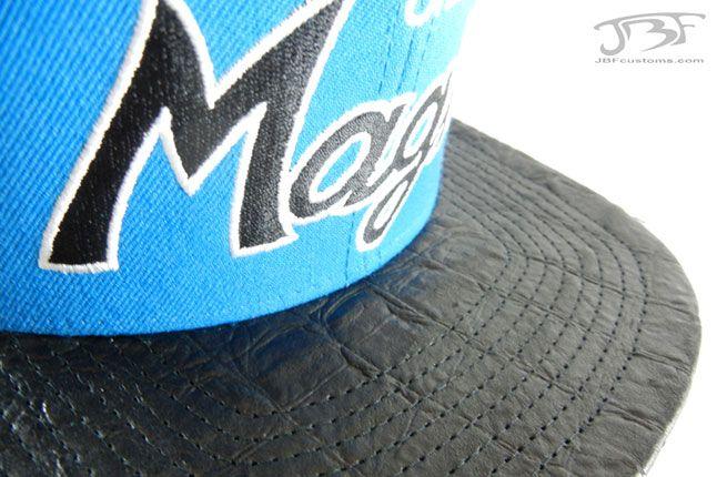 Jbf Custom Cap Orlando Magic 3 1