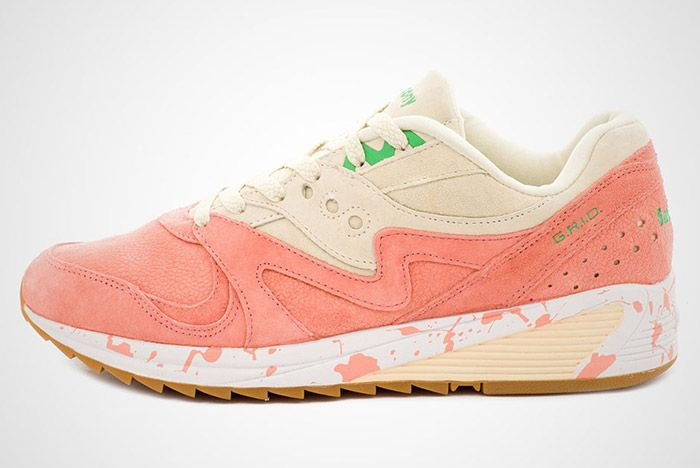 Saucony Grid 8000 Lobster 6