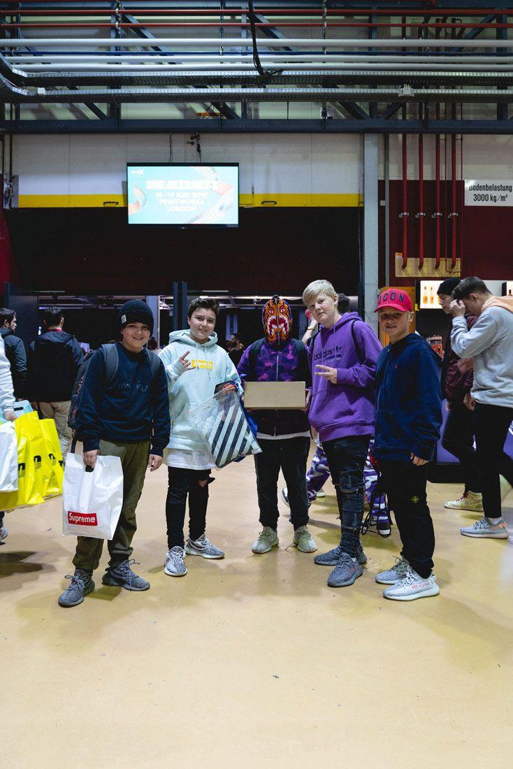 Sneakerness Zurich 2019 Event Recap 14 Kid Attendees