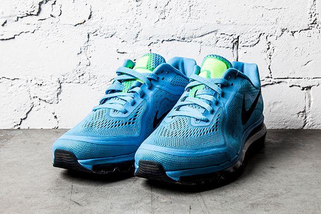 Nike Air Max 2014 Polarized Blue Black