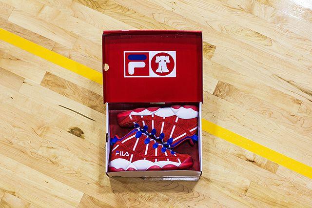 Ubiq X Packer Shoes X Fila Spaghetti Filadelphia 7